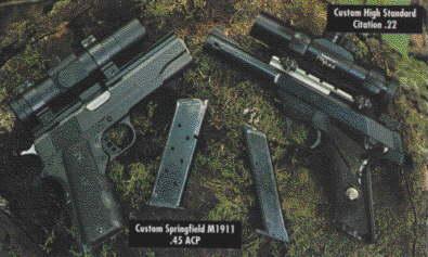 A Introduction into Bullseye AKA Precision Pistol Shooting Tools
